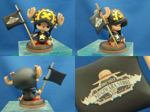 Tony Tony Chopper Crimin MegaHouse pics 04