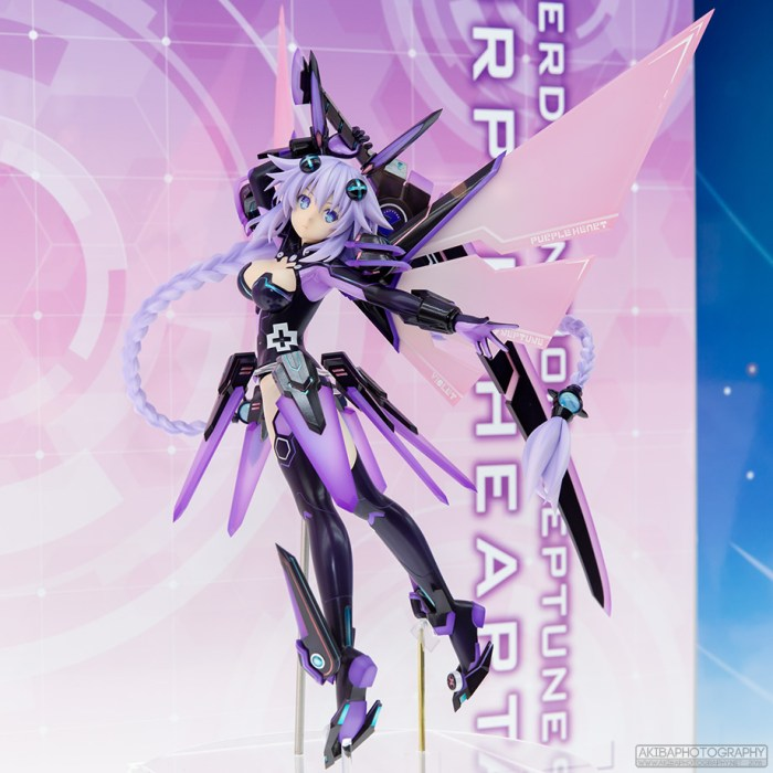 """Purple Heart da """"Hyperdimension Neptunia The Animation"""""""