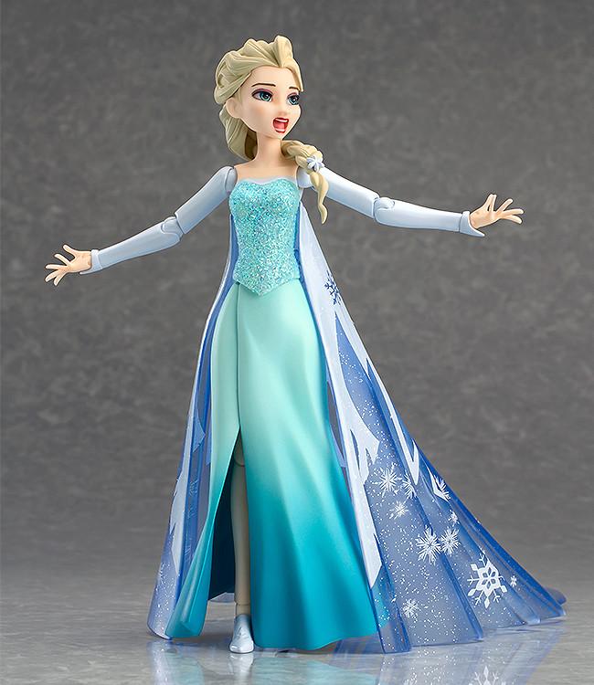 figma Elsa Frozen Max Factory preorder 2a