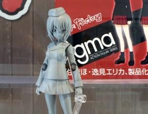 figma Maho Nishizumi Girls und Panzer proto 20