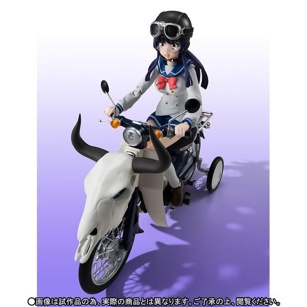 Bakuon!! - Minowa Hijiri - S.H.Figuarts - School Uniform (Bandai) (4)
