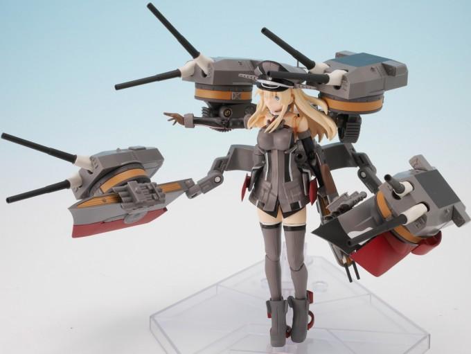 Bismarck AGP Bandai KanColle Gallery 02
