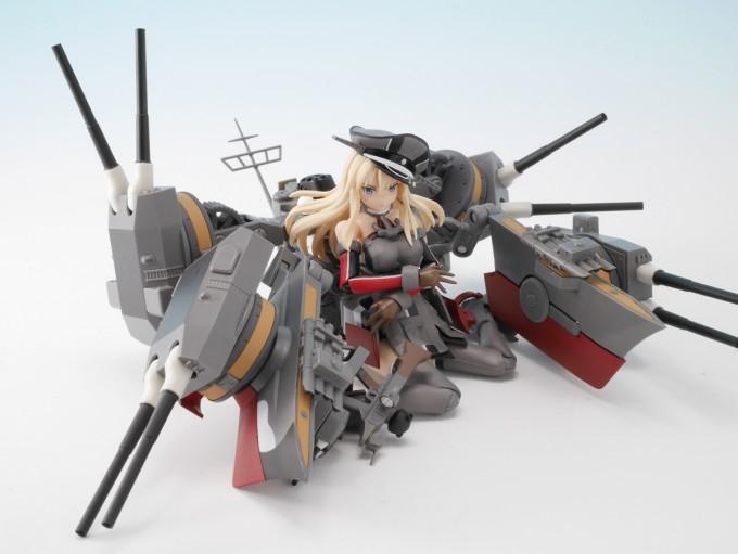 Bismarck AGP Bandai KanColle Gallery 11