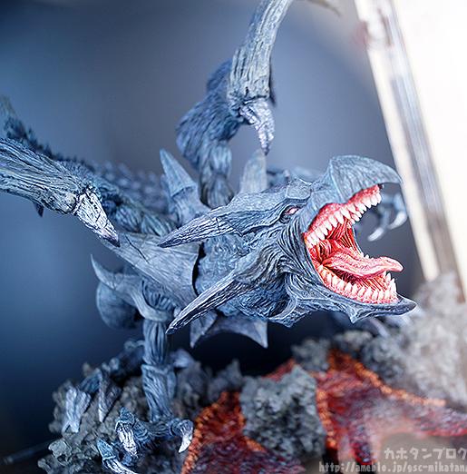 Artwork Series: Red Eyes Black Dragon