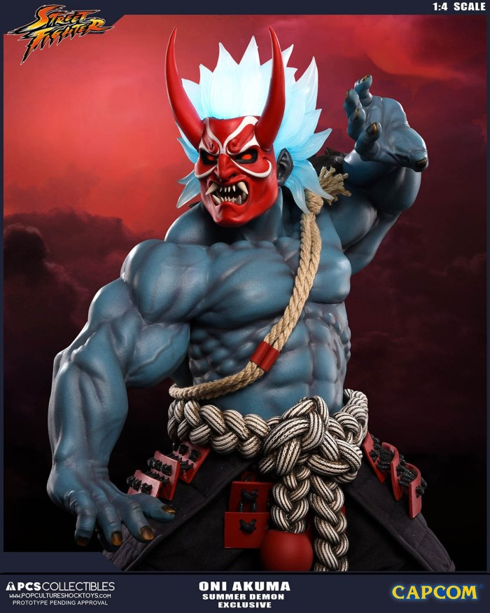 PCS-Street-Fighter-Oni-Statue-Summer-Demon-009