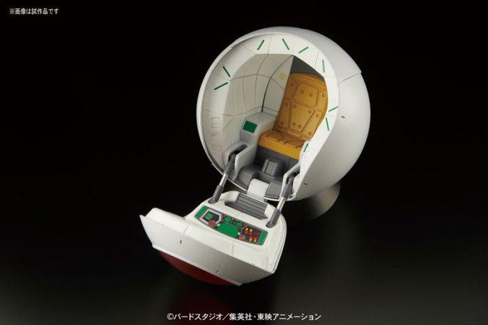Saiyan's Spaceship Pod2