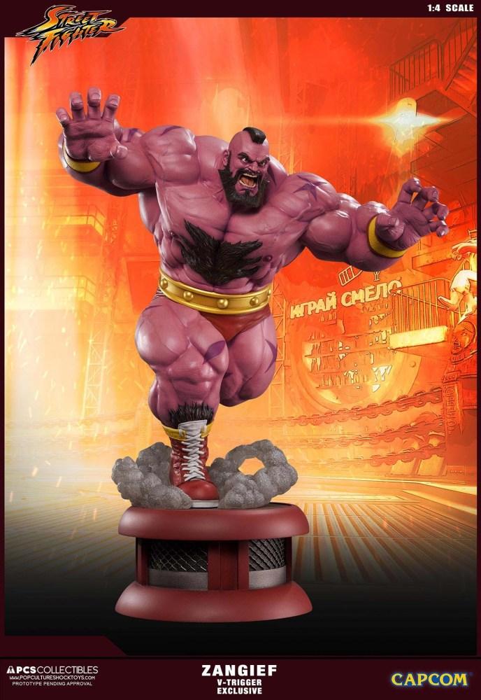 Zangief Street Fighter PCS 1 07