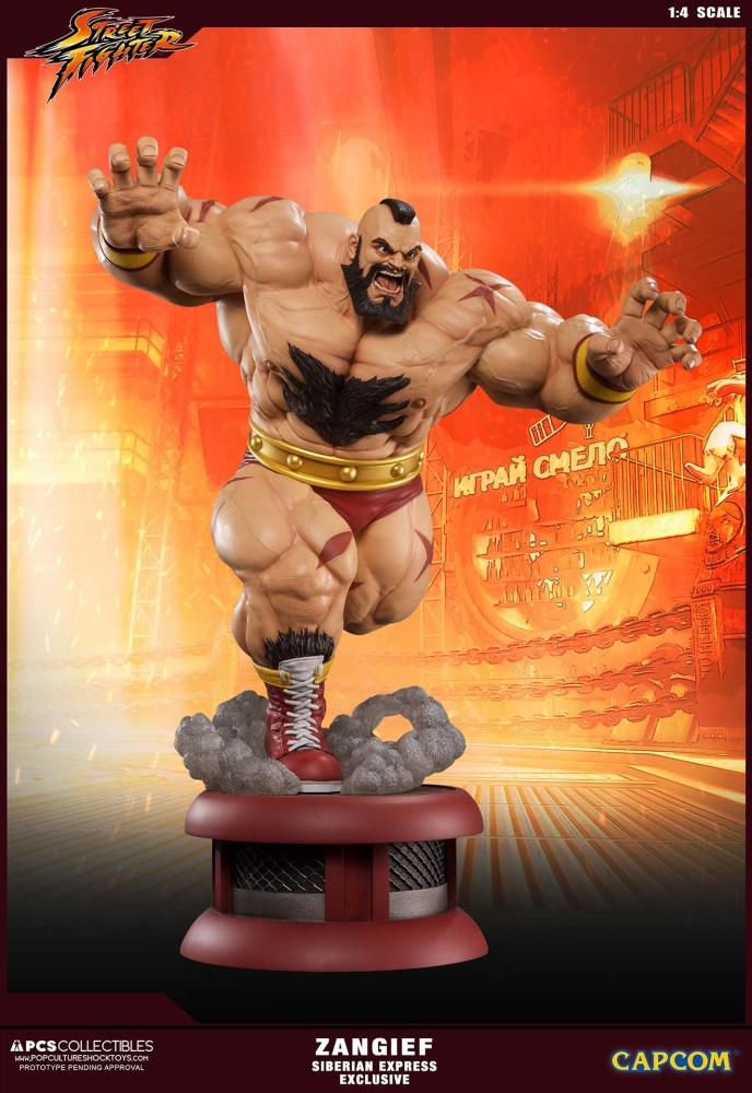 Zangief Street Fighter PCS 3 04