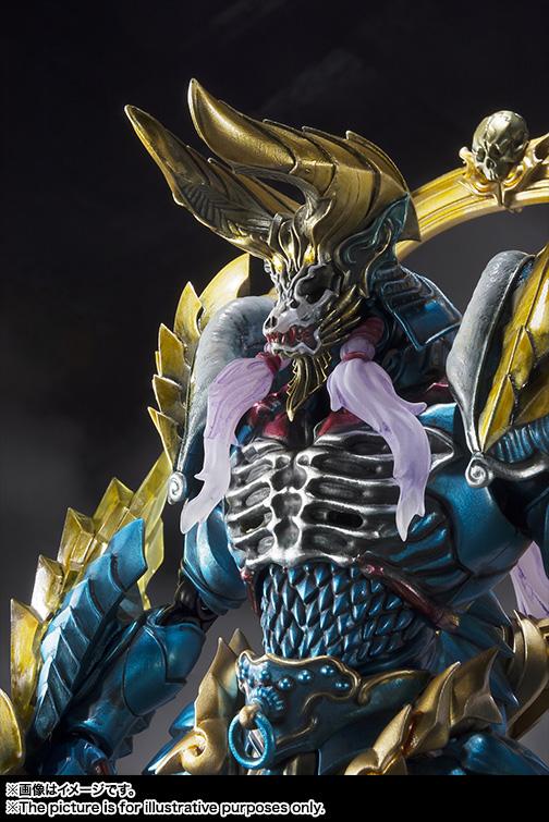 jinouga - armor - bandai - pre - 6