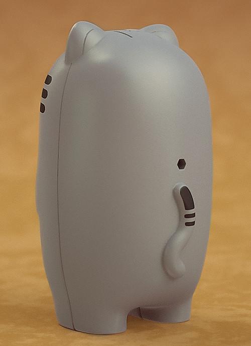 nendoroid more - face parts - short hair - panda - 2