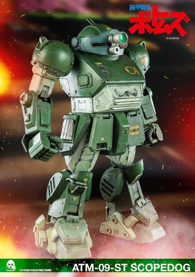 votoms - threezero - ATm - 2