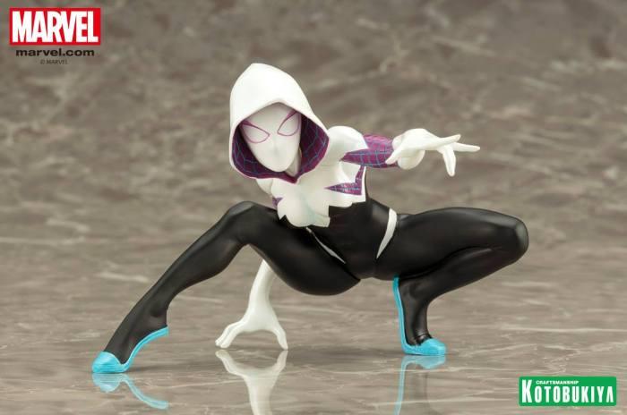 [Kotobukiya] ArtFX+   Marvel Comics - Ultimate Spider-Gwen 14231874_1443107532372305_8766639107381073215_o