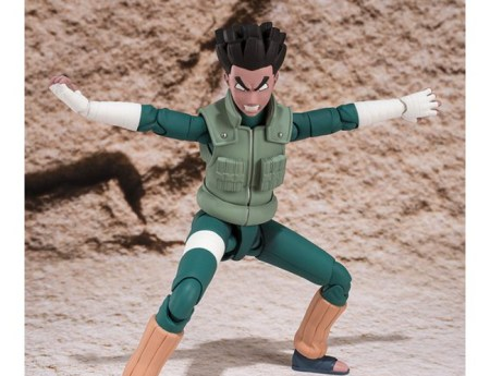 Rock_Lee_SH_Figuarts_Bandai (4)