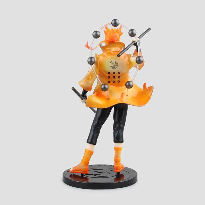 Uzumaki Naruto Rikudou Sennin Mode - MegaHouse - Rubrica AntiBootleg - Foto 09