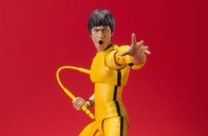 bruce lee yellow track suit s.h. figuarts bandai itakon.it -006