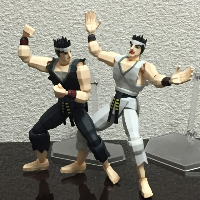 figma FREEing Virtua Fighter released 02