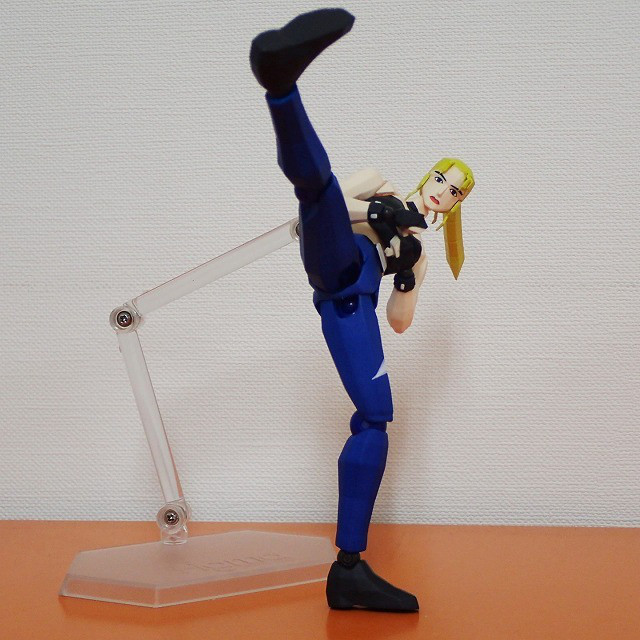 figma FREEing Virtua Fighter released 07