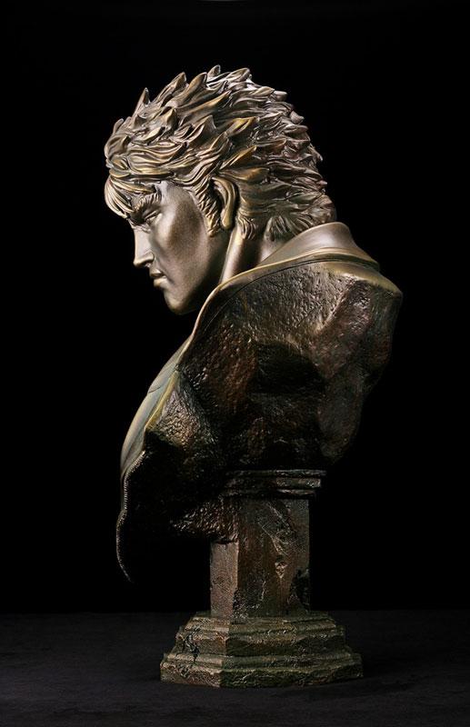 hokuto-no-ken-kenshiro-bust-bronze-style-ver-kaiyodo-itakon-it-023