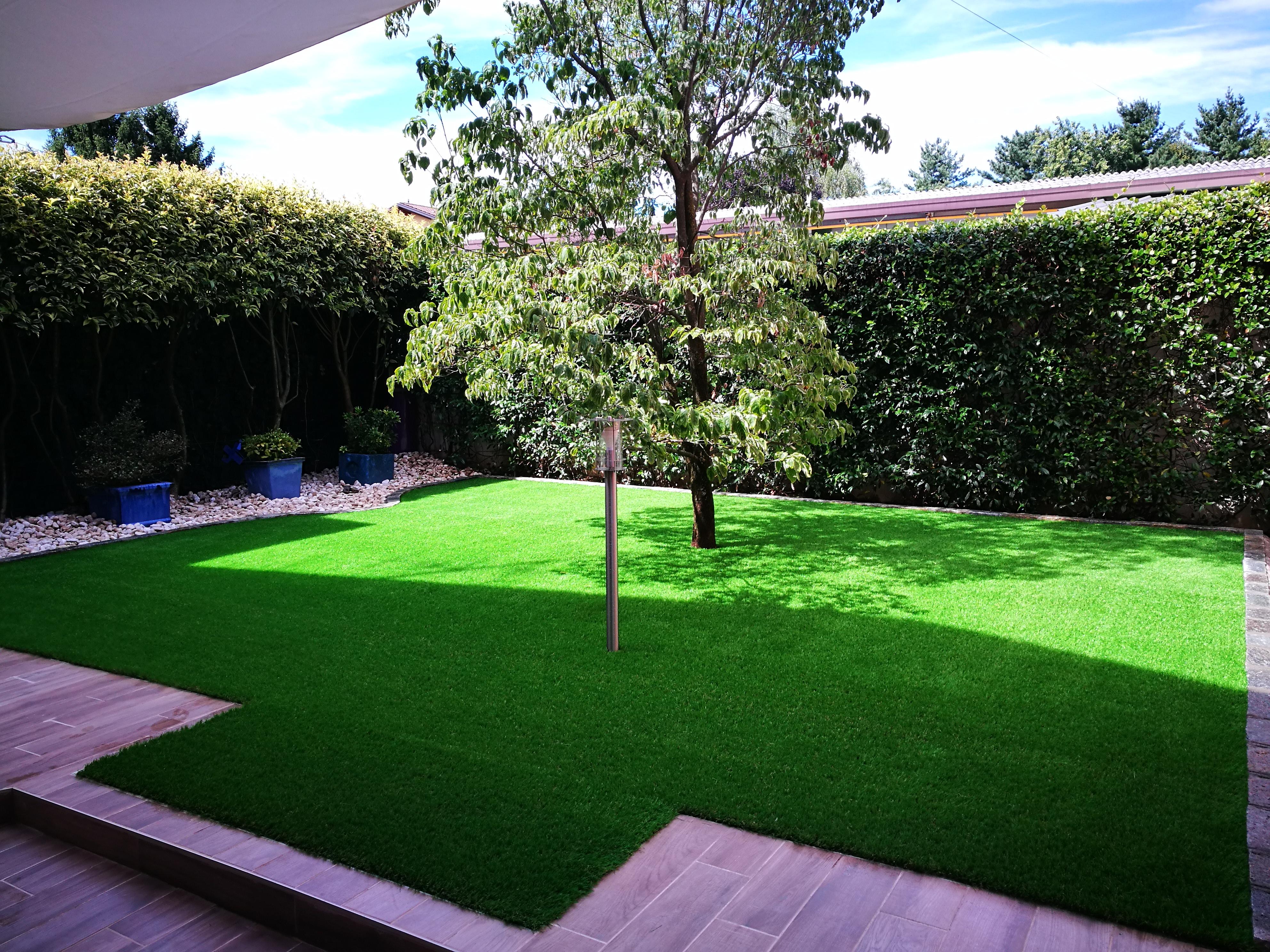 Erbetta giardino erba sintetica per arredo urbano green save the