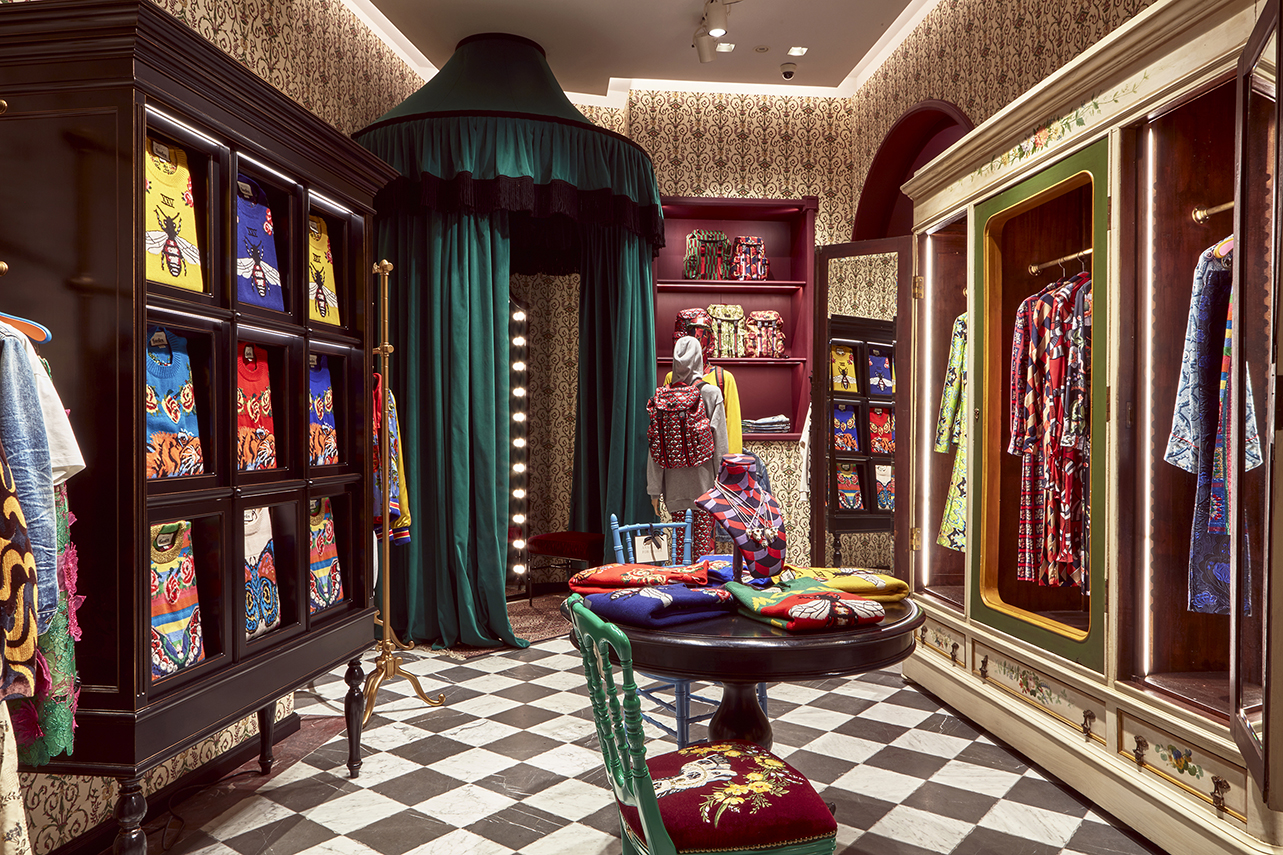 Luxury Italian Brands The Gucci Garden A Must To Visit In - Soggiorno Pitti Hotel Florence