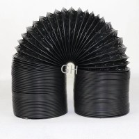 8 Inch Reinforced Combi Aluminum PVC Flexible Air Duct ...