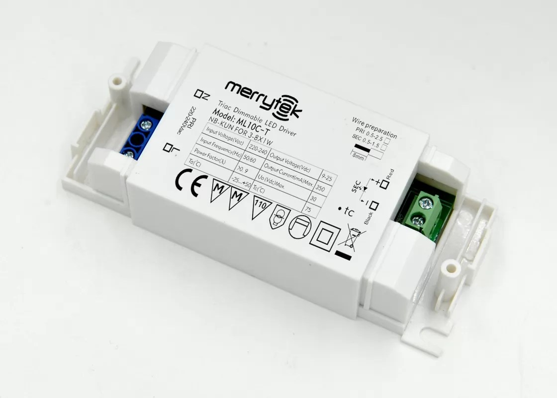 Regolatore Di Luminosità Per Led Driver Di Dimmable Led Del Triac Di 10w 320ma Regolatore