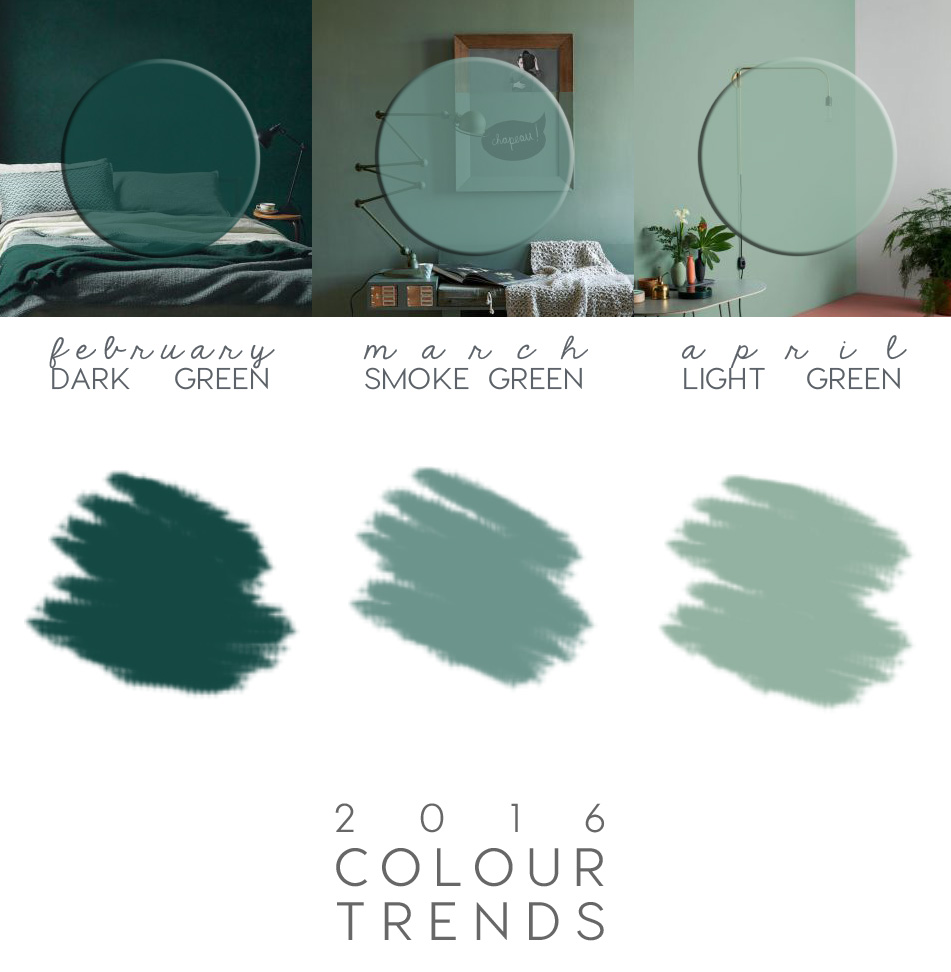 2016 Paint Trends Green Wall Paint Interior Trend Italianbark