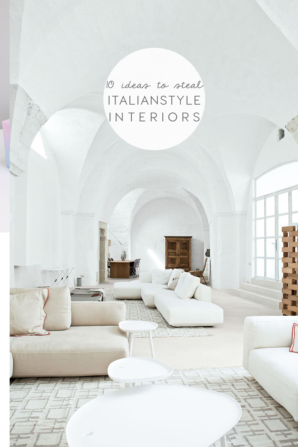 Design Interieur Blog Italian Style Interiors 10 Top Ideas To Steal From Italian Homes