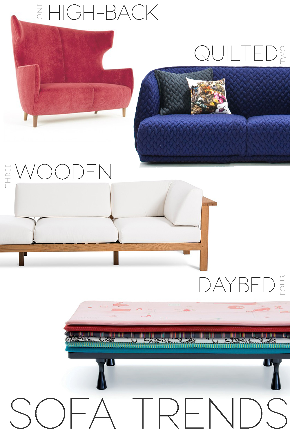 Trends Sofa Sofa Trends And Top Designers Sofas To Buy This Year