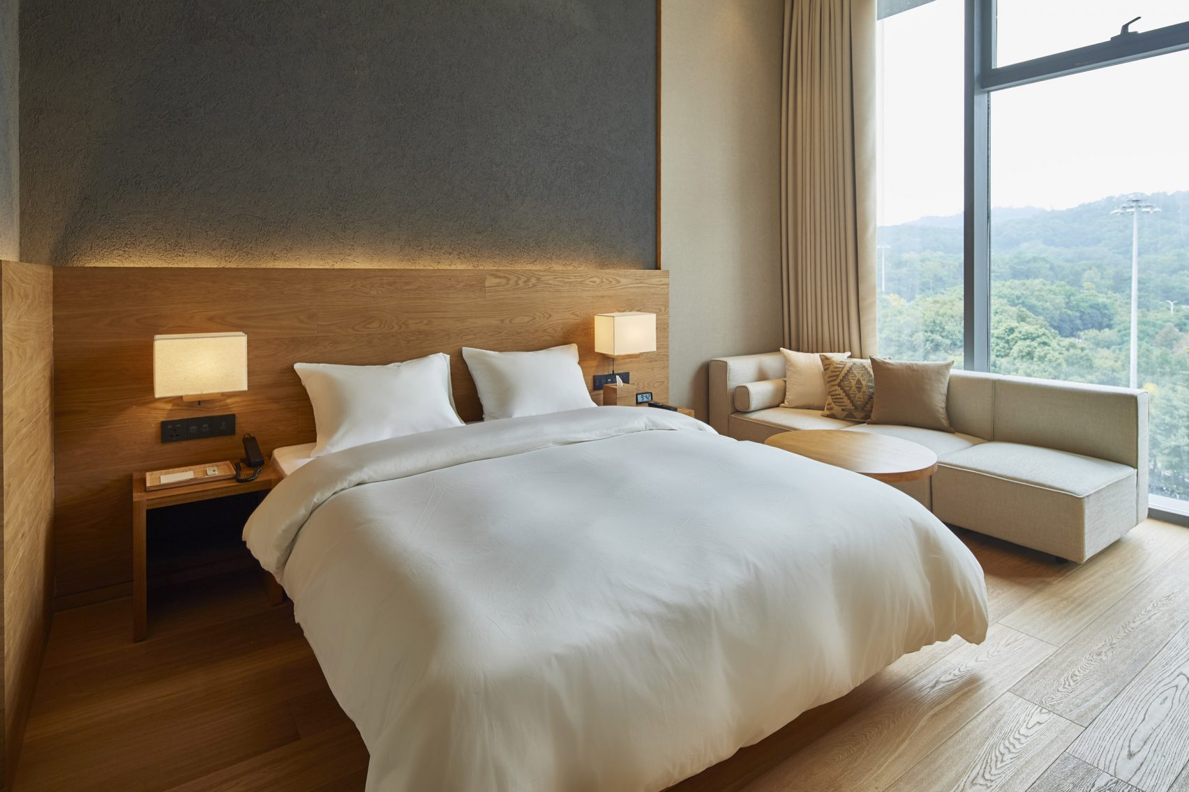 Lit Muji Hotel Room Design Trends What Travellers Want In Their