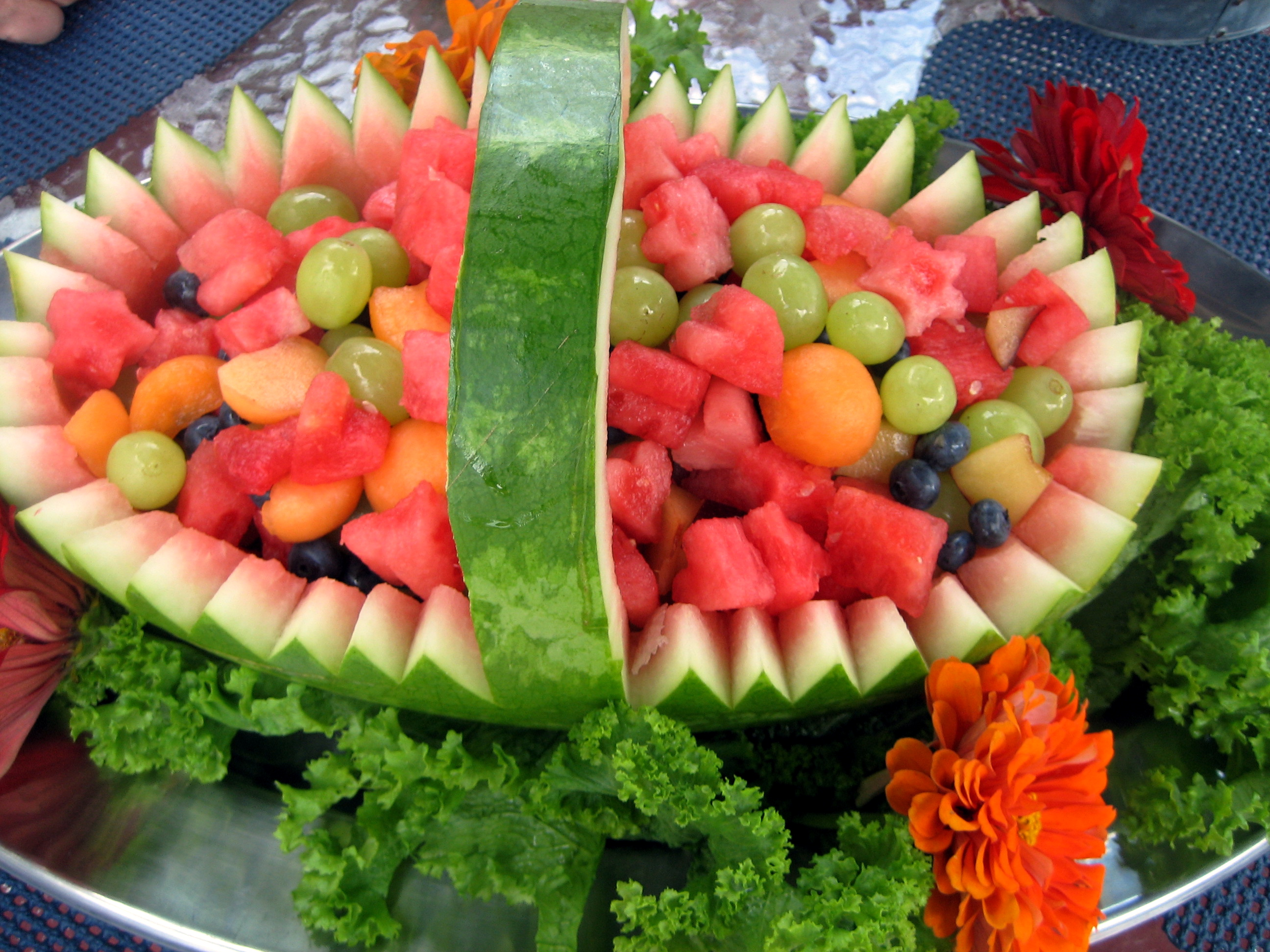 Fruit Baskets Vanishing Lime Vodka Watermelon Fruit Basket Italian Handful
