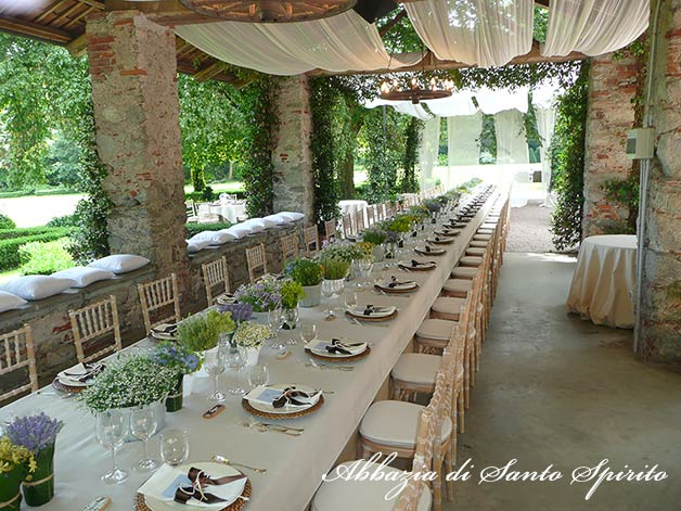 In Tavola Catering Opinioni Country Chic Wedding Flowers In Italy