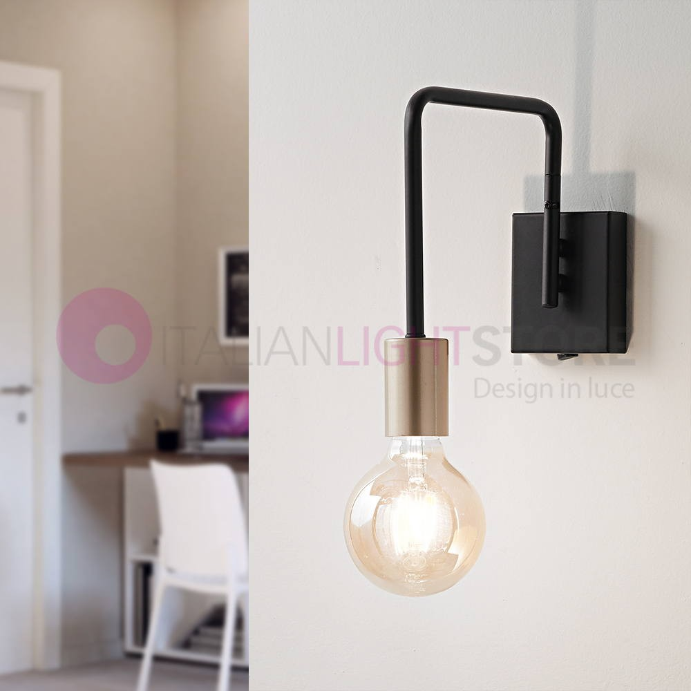 Glass Lamp Vector Vector Wall Lamp Sconce Industrial Design