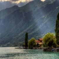 Destination: The Swiss Alps