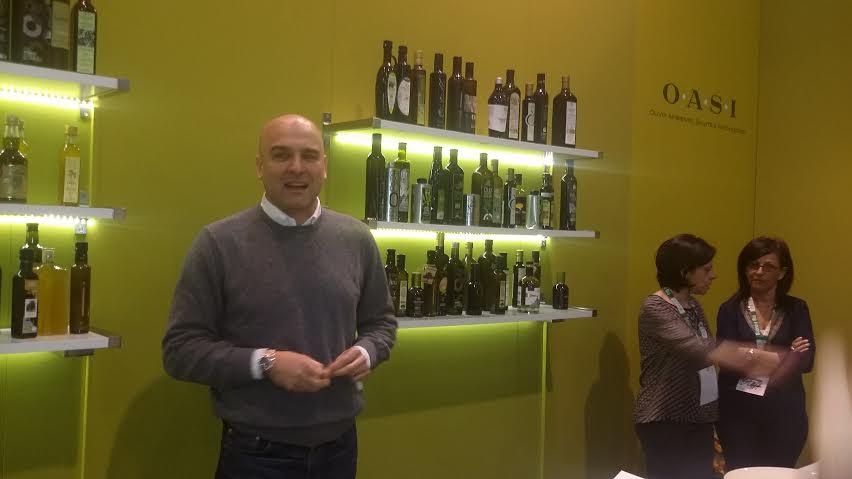OASI olive oil tasting