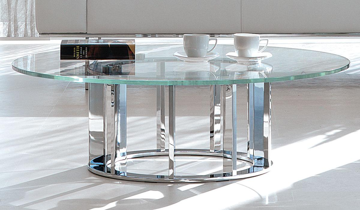Table Basse Ronde Design Naxos Table Basse Ronde