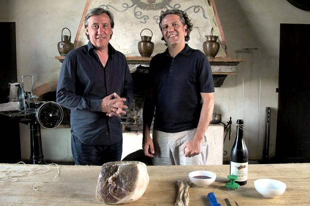 Culinary Cooking Bbc Tv Show Italy Unpacked Airs | Italy Magazine
