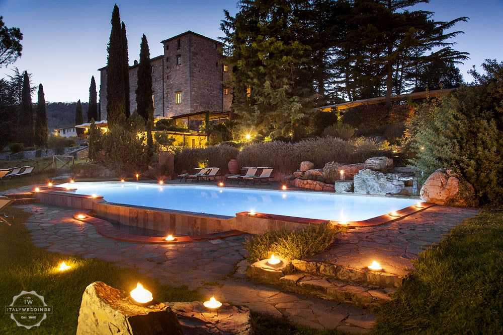Adler Thermae Castello Sarzana | Italyweddings