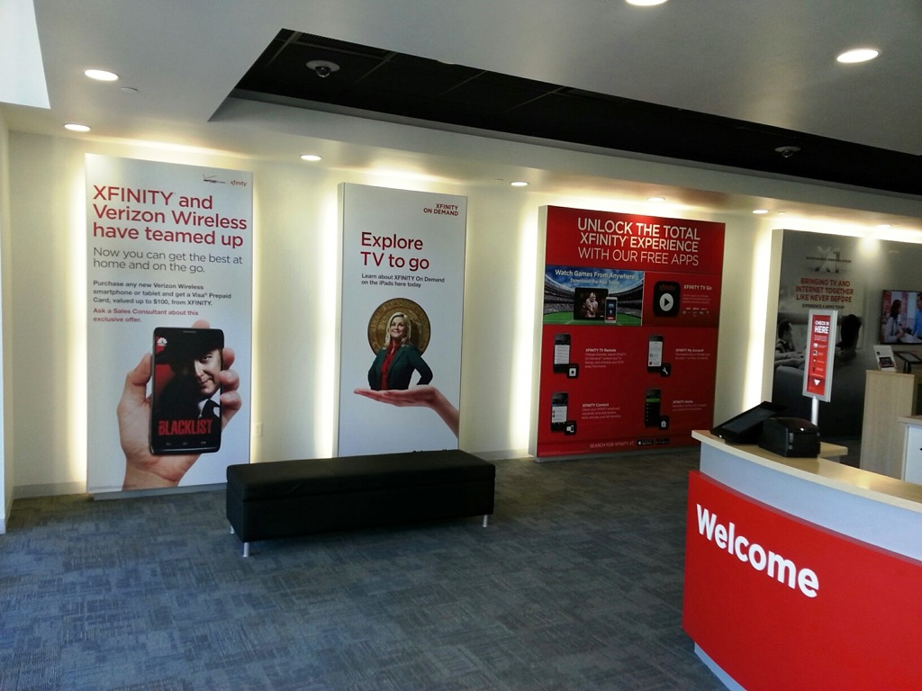 Xfinity Xfinity Stores Multiple Locations Ica
