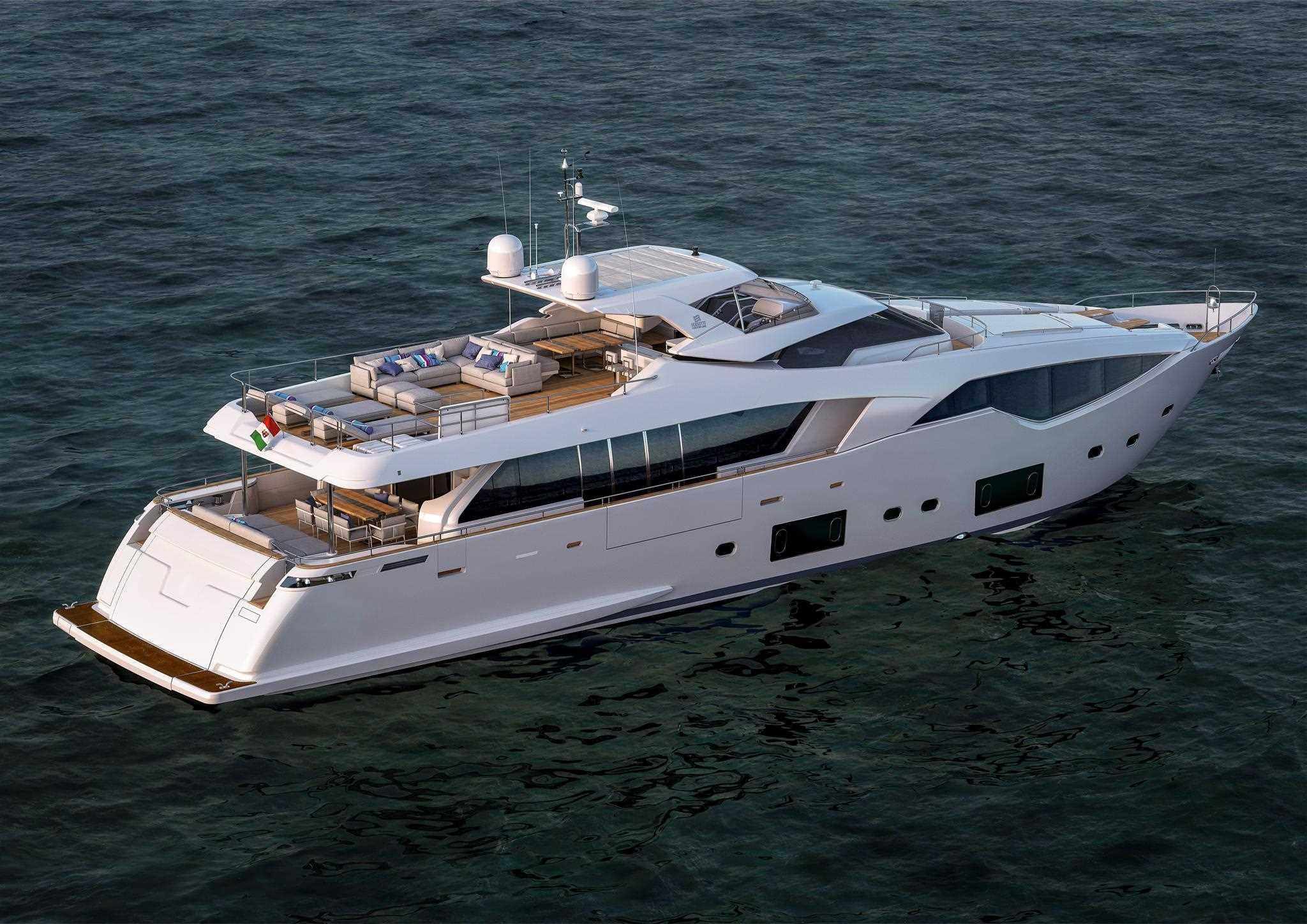 ferretti custom line 108 ita yachts canada
