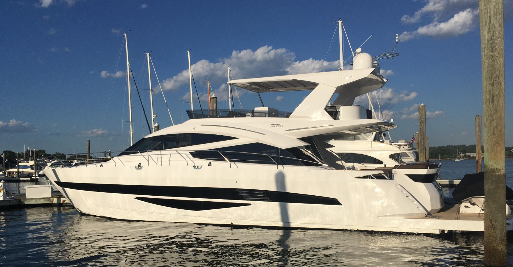 Regal Deck Design Galeon 66 Flybridge - 2016 - Ita Yachts Canada - Ita