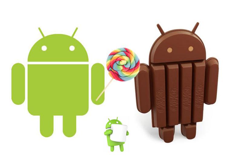 Доля Android 6.0 Marshmallow наконец перевалила за 1%
