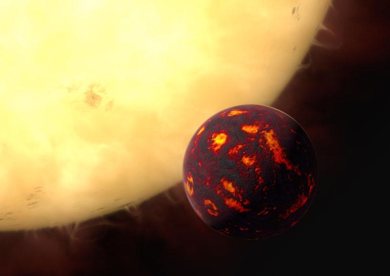 NASA обнаружило «Суперземлю» с атмосферой, которую удалось проанализировать