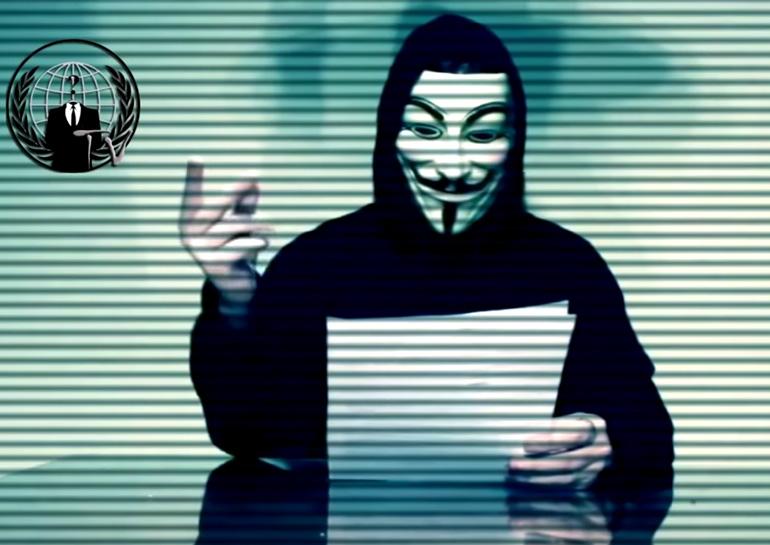 Хакерская группа Anonymous объявила войну Дональду Трампу
