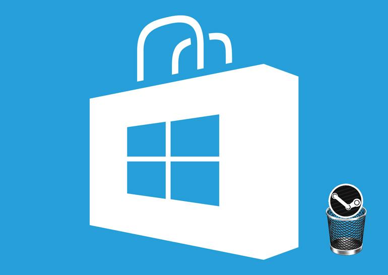 Microsoft может умышленно ухудшить работу Steam особыми апдейтами для Windows 10
