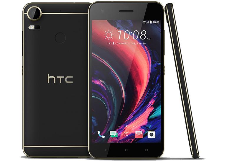 HTC представит новые мобильные телефоны Desire 10 уже вначале осени