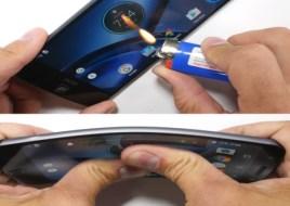 Смартфон Moto Z подвергли испытанию на прочность [видео]