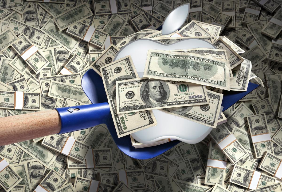Apple обжалует решение оштрафе в13 млрд