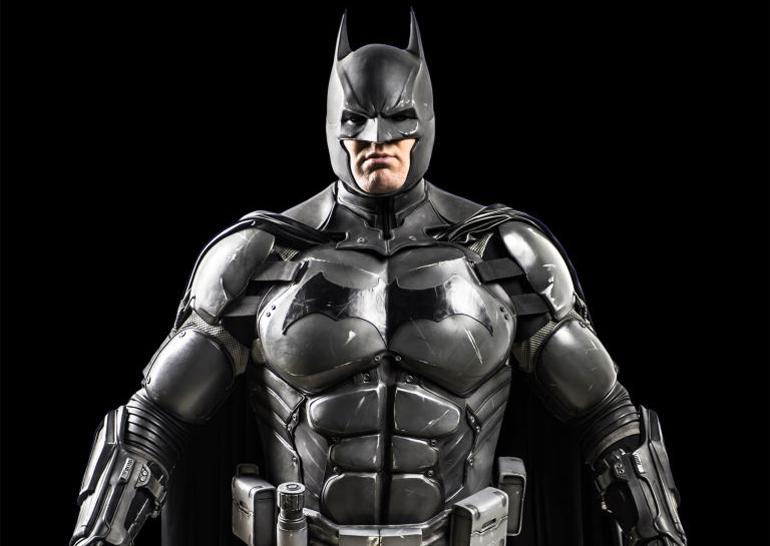 Это рекорд: костюм Бэтмена с23 гаджетами