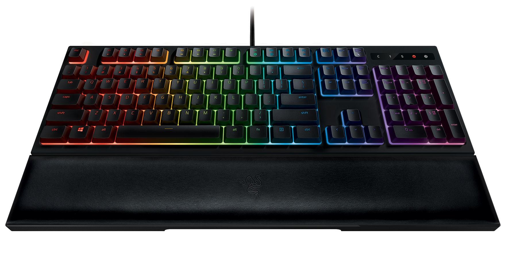 Ornata— новая игровая клавиатура отRazer напереключателях Mecha-Membrane